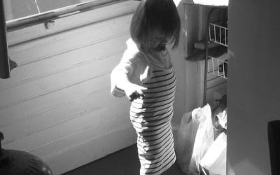 Bébé entre 1 et 3 ans