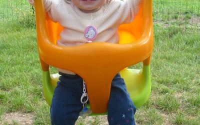 Bébé à 1 an : Ses soins quotidiens