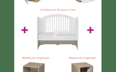 Comment concevoir la chambre de Bébé ?