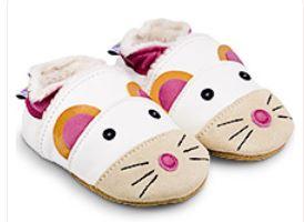 Choisir de bons chaussons pour les pieds de Bébé