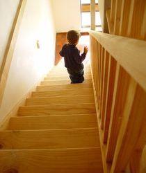 Les accidents domestiques dans les escaliers