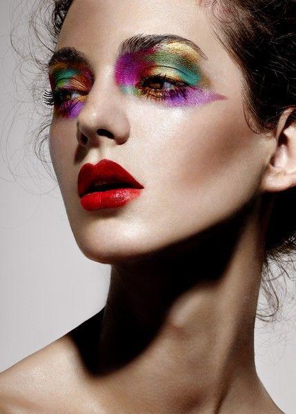 Tips For Avant Garde Makeup Look - Avant-garde-makeup-themes