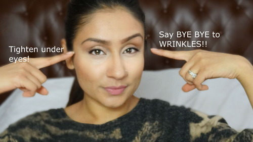 Get Rid of Wrinkles Under Eyes