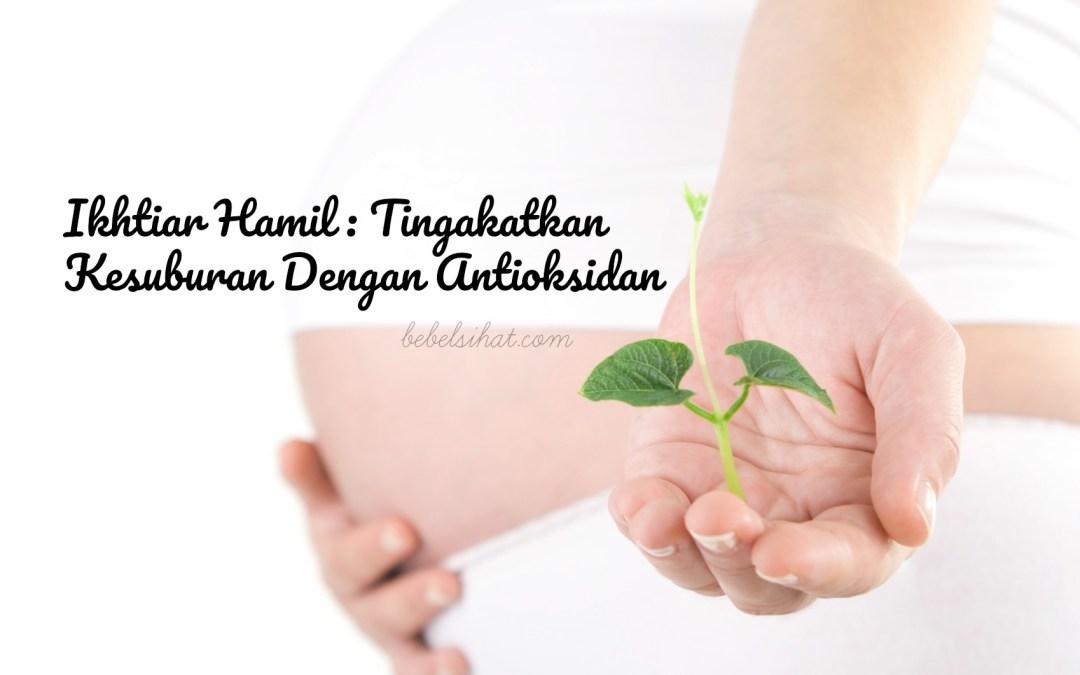 Ikhtiar Hamil : Tingkatkan Kesuburan Dengan Antioksidan