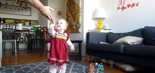 time-laps-bebe-aprender-andar
