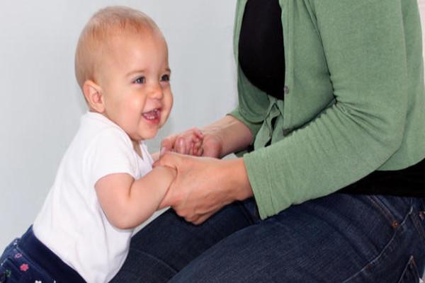 Bebê 9 meses