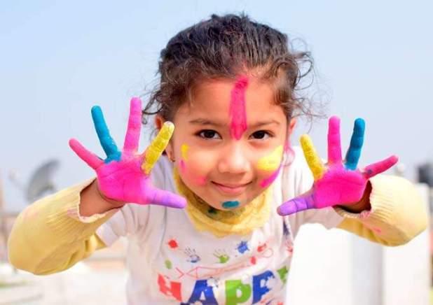 vontade e imaginação - crianças brincando