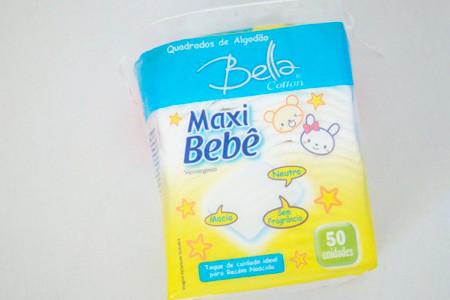 farmacinha para bebê - algodao