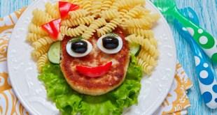 comida para crianças