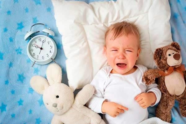 Não mande seu filho engolir o choro