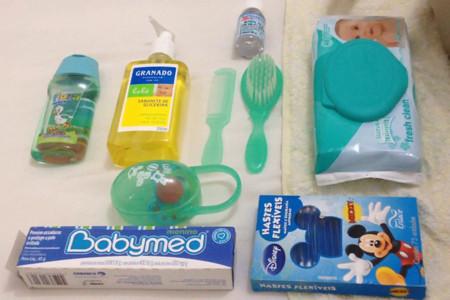acessórios para bebê kit higiene