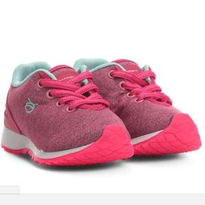 tênis infantil barato menina rosa