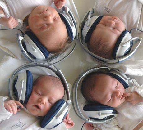 Musica-Bebes