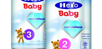 Alimentación-fórmulas infantiles