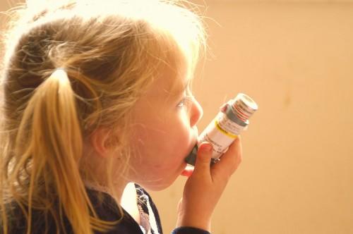 asma en los niños pequeños