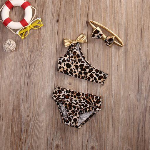 Luipaard bikini