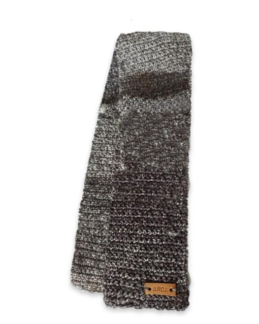 sjaal met eigennaam