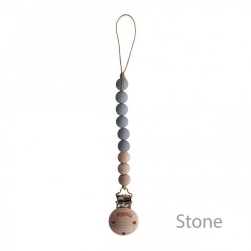 Speenkoord Mushie stone