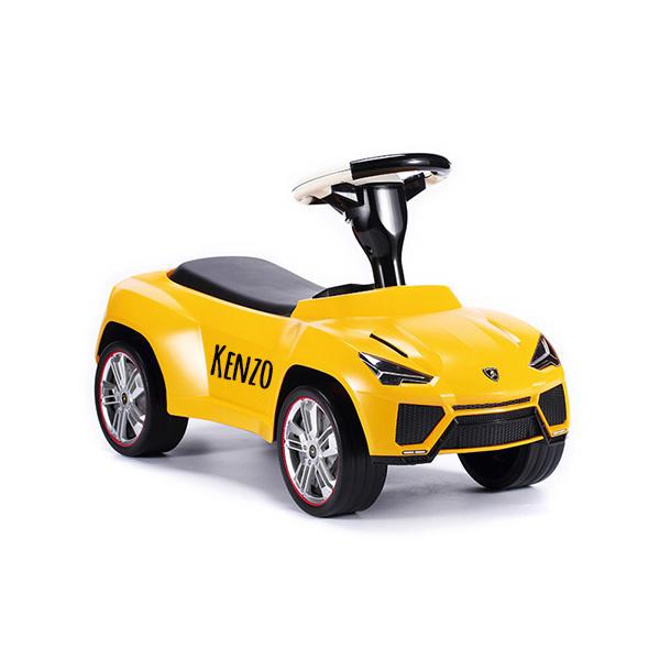 Lamborghini loopauto met naam