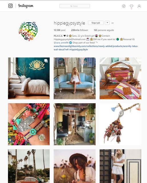 instagram-hippie gipsy style