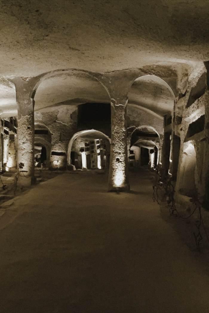Le catacombe di San Gennaro: il cuore di Napoli