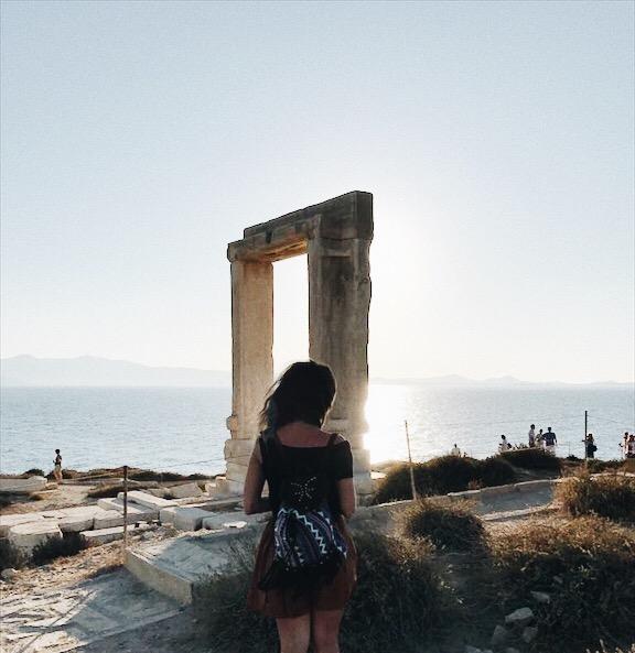 Naxos- quando gli dei dell'Olimpo furono conquistati dai veneziani