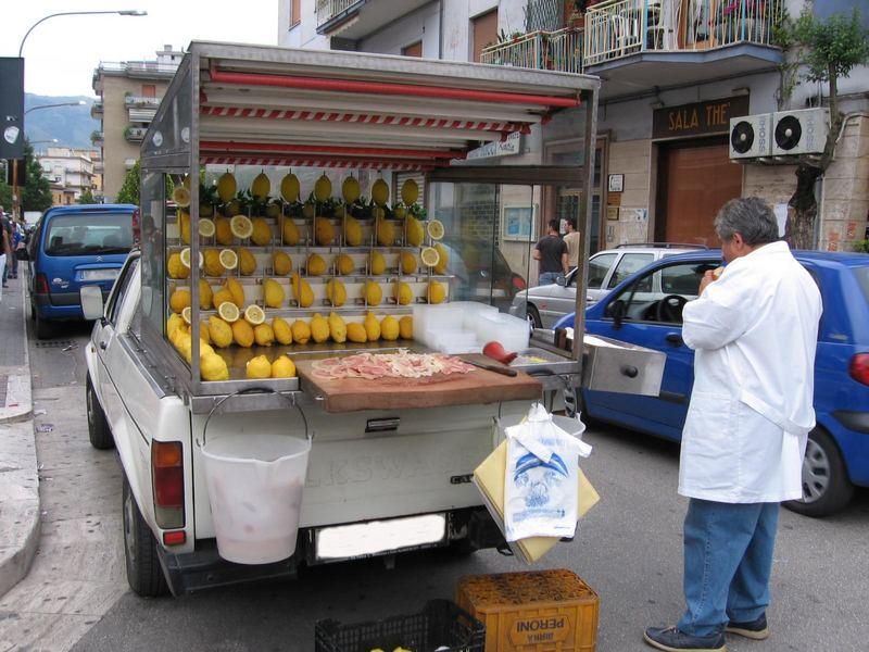 street food trippa