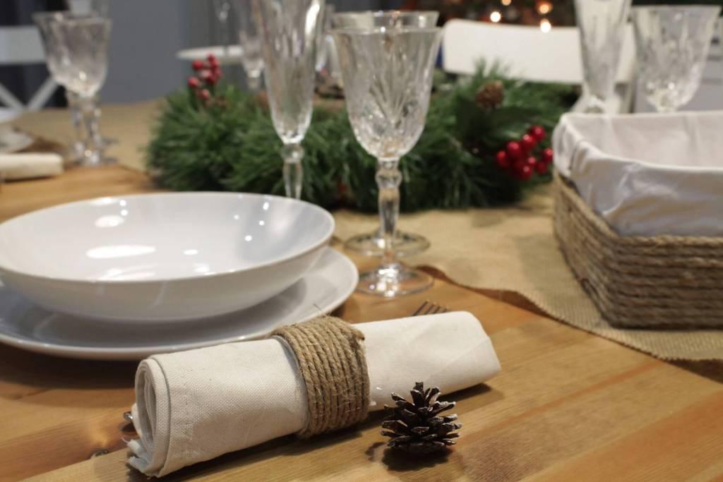 tavola natalizia 1