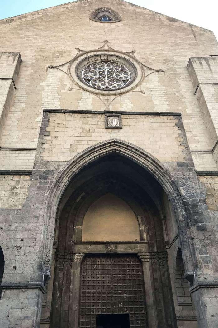 Monastero di Santa Chiara a Napoli: il racconto della sua storia