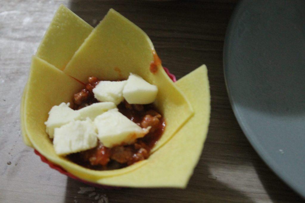 cestini di lasagna ricetta san valentino 4