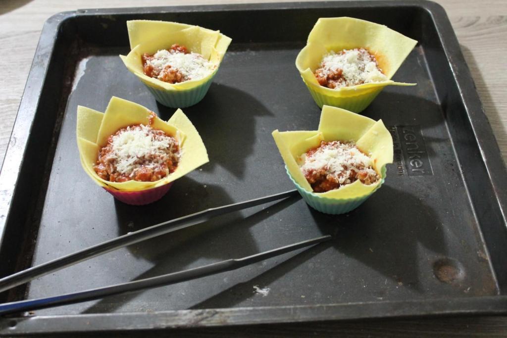 cestini di lasagna ricetta san valentino 7