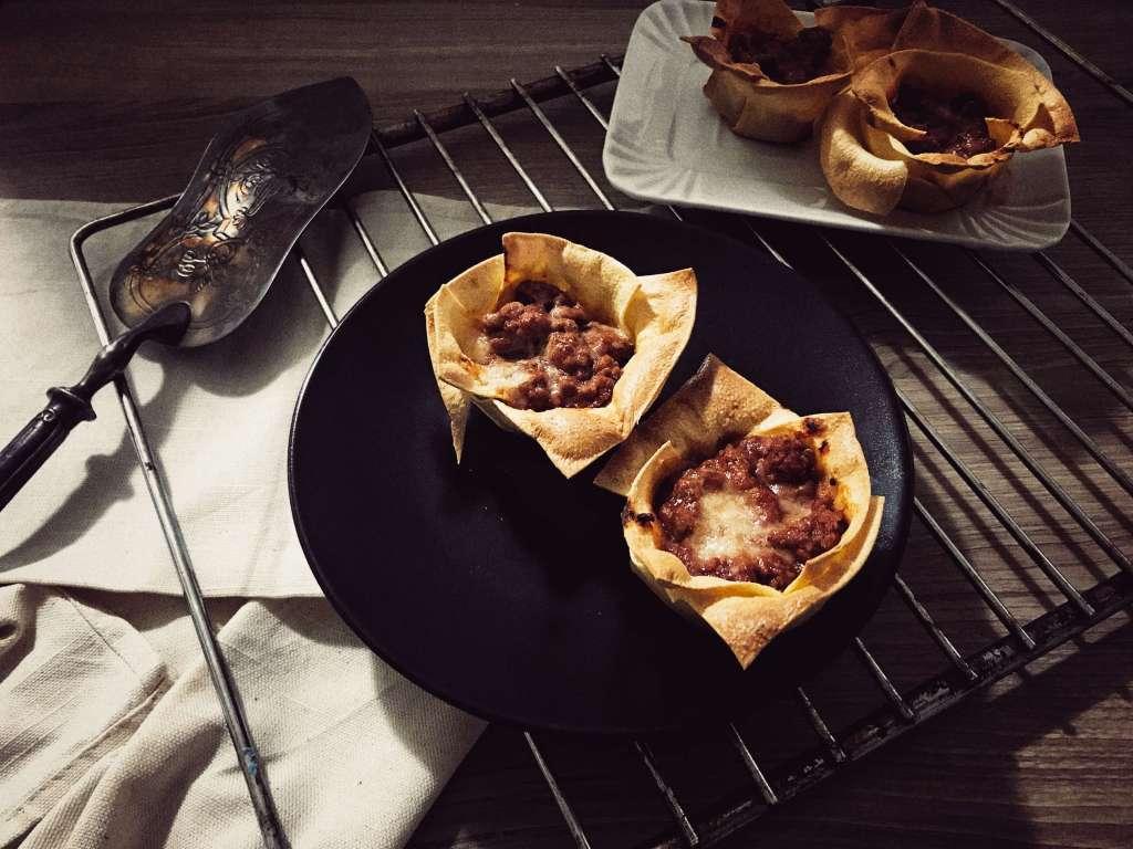 cestini di lasagna ricetta san valentino 8
