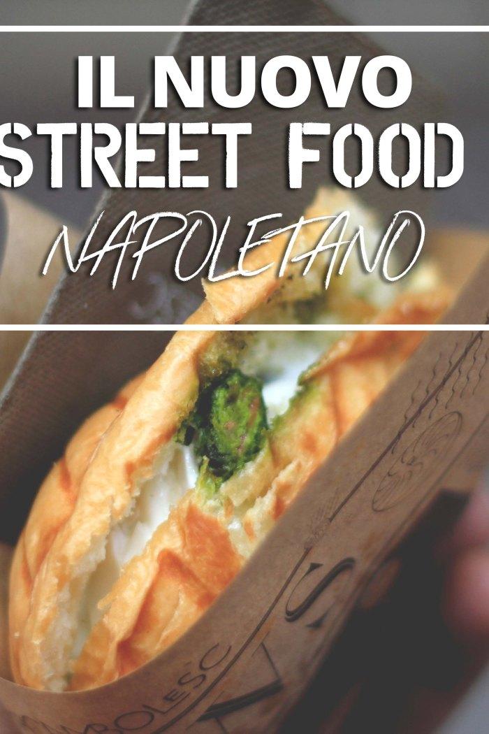 Take away moderno a Napoli: il nuovo street food