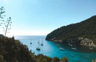 cala Llonga-4-spiagge di Ibiza a nord-est