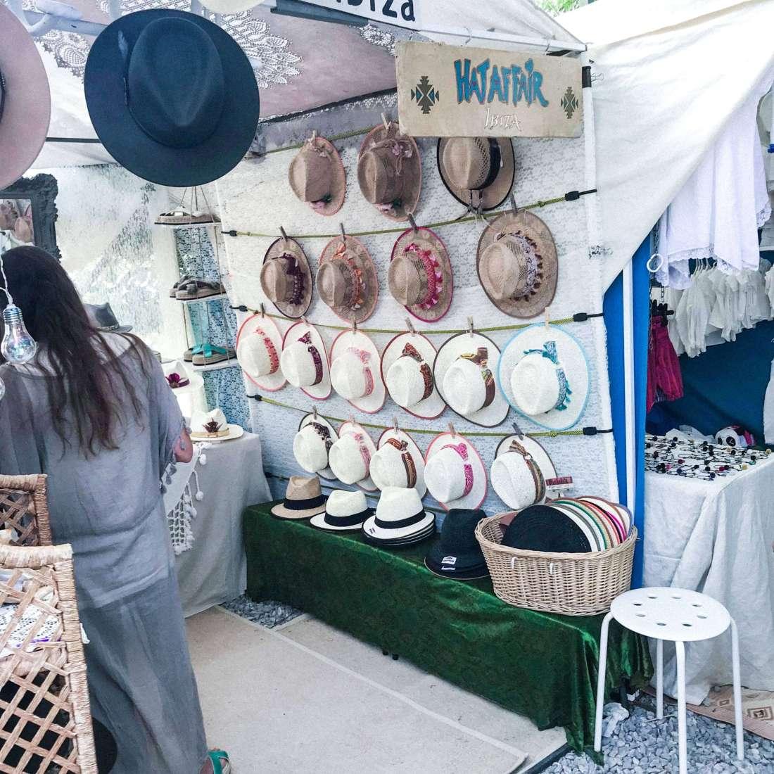 lasdalias-mercatini hippie-cappelli