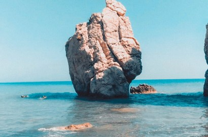 le spiagge più belle di Cipro-spiaggia di Afrodite