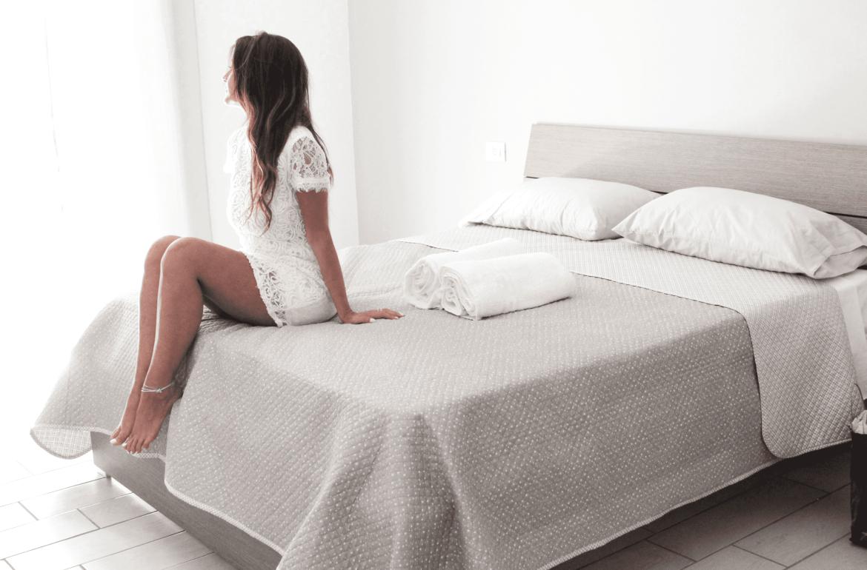 La casa di Cò-b&b Napoli-camera comfort-ospiti