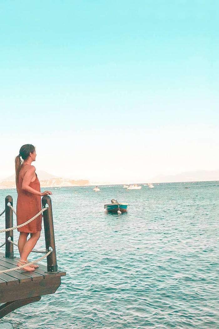 Lo Schiacchetiello, piccolo angolo di paradiso a Napoli