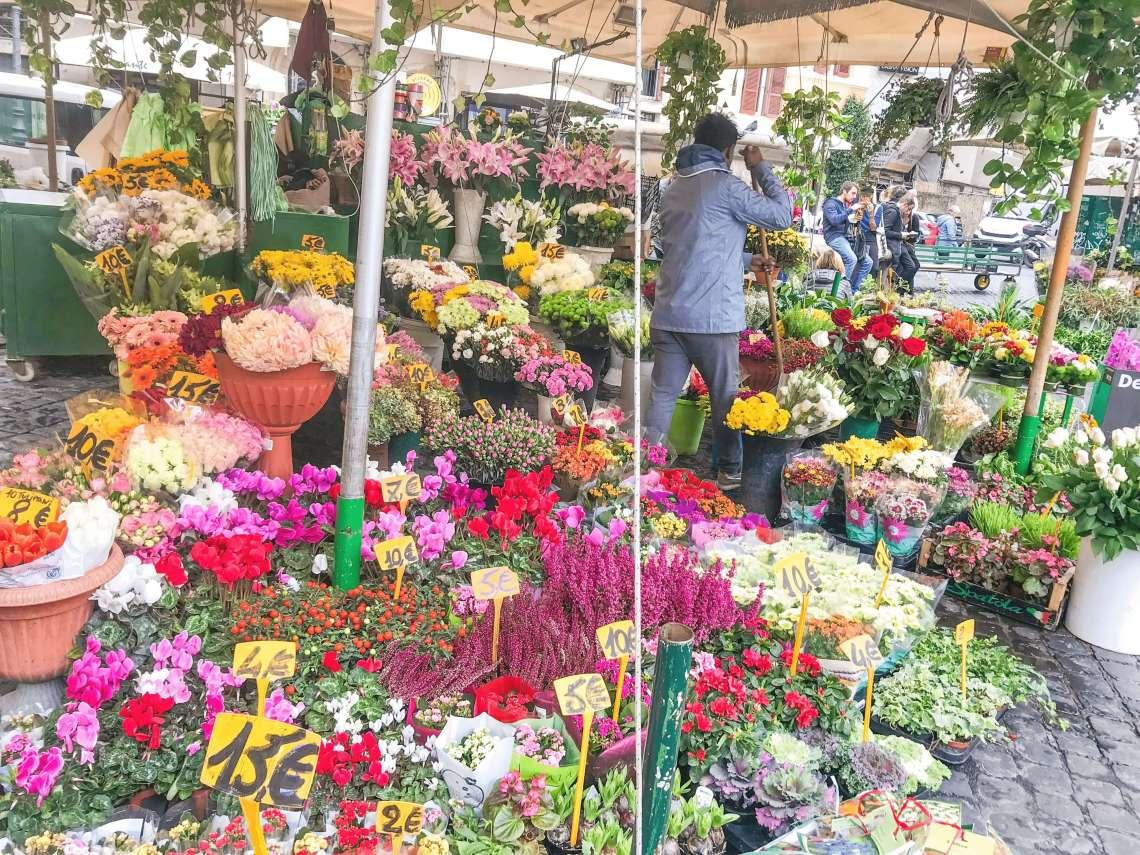 Roma campo de fiori 4-min