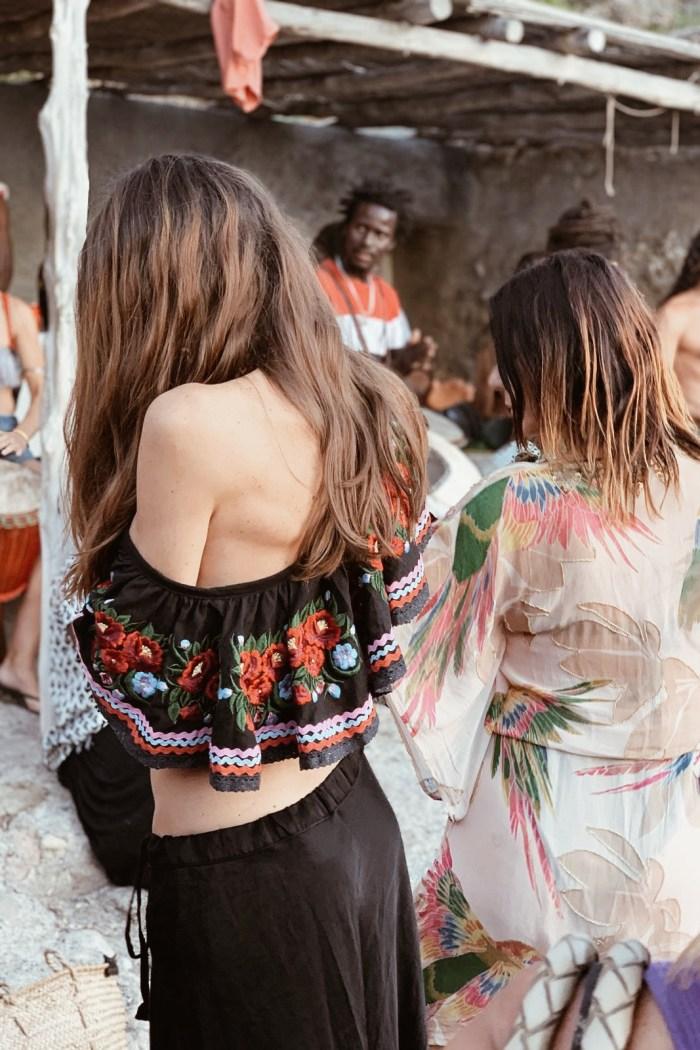 Benirras: la festa Hippie di Ibiza