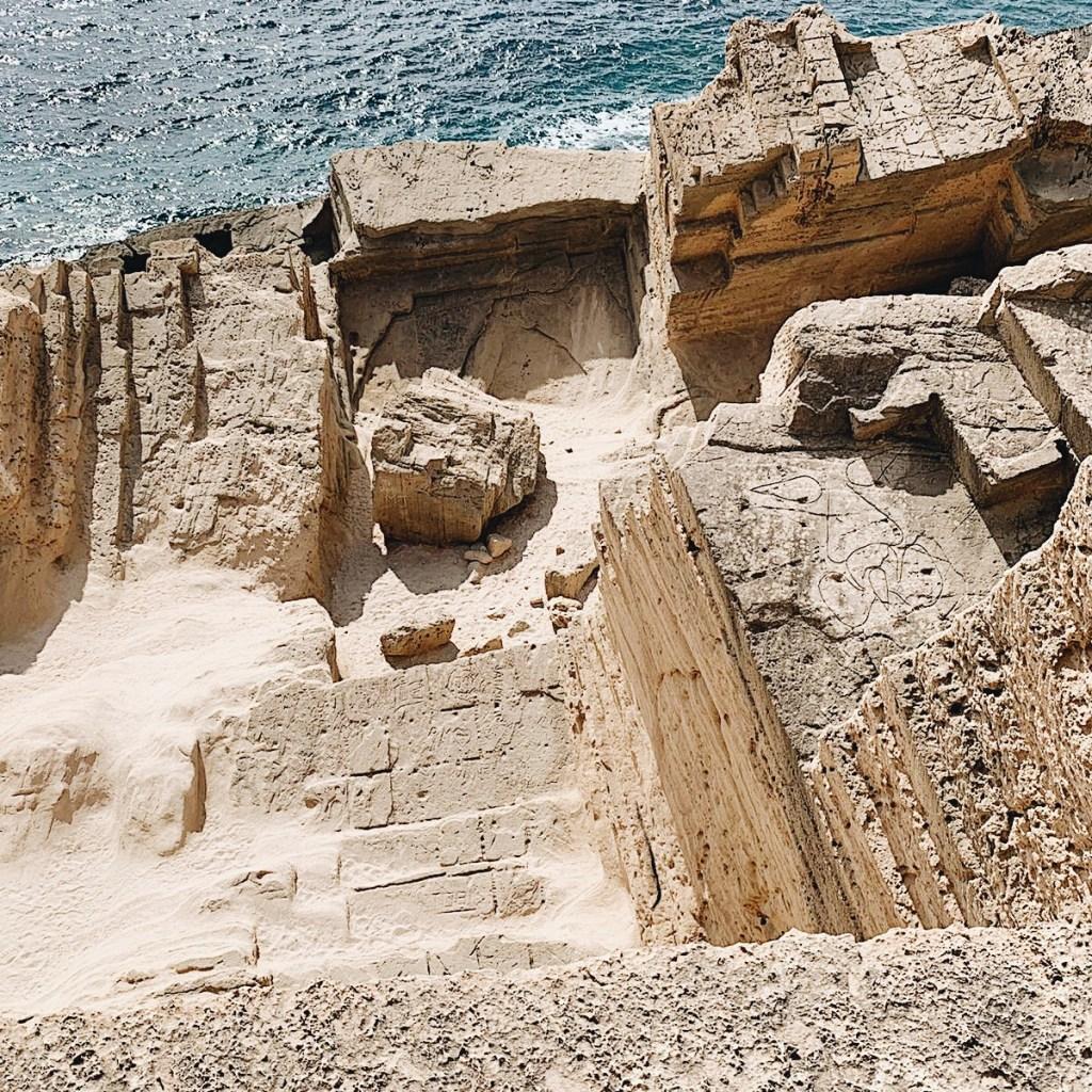 posti sconosciuti di Ibiza: Atlantis Sa pedrera