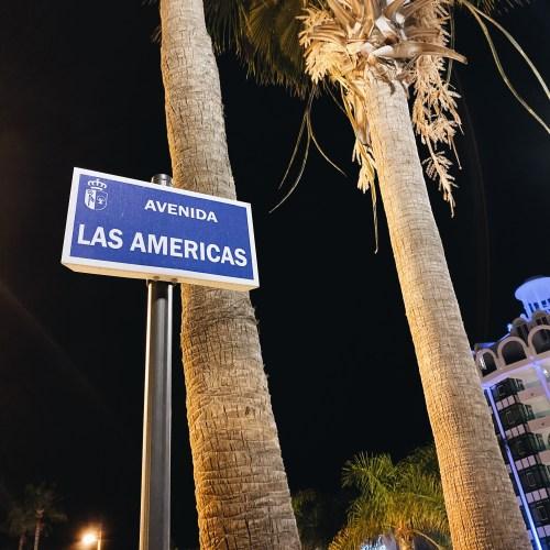 Las Americas Tenerife