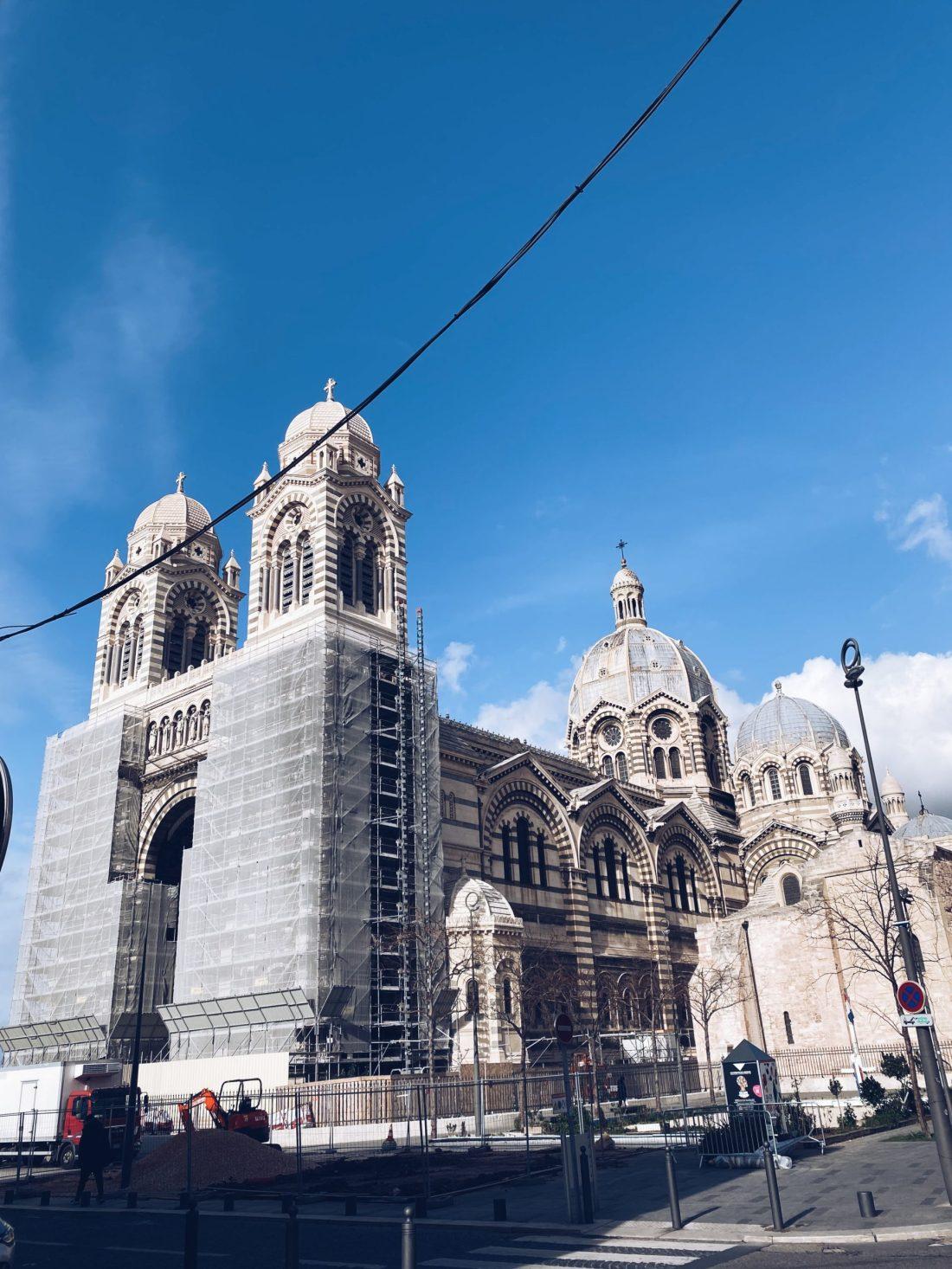 Marsiglia-cattedrale Maggiore