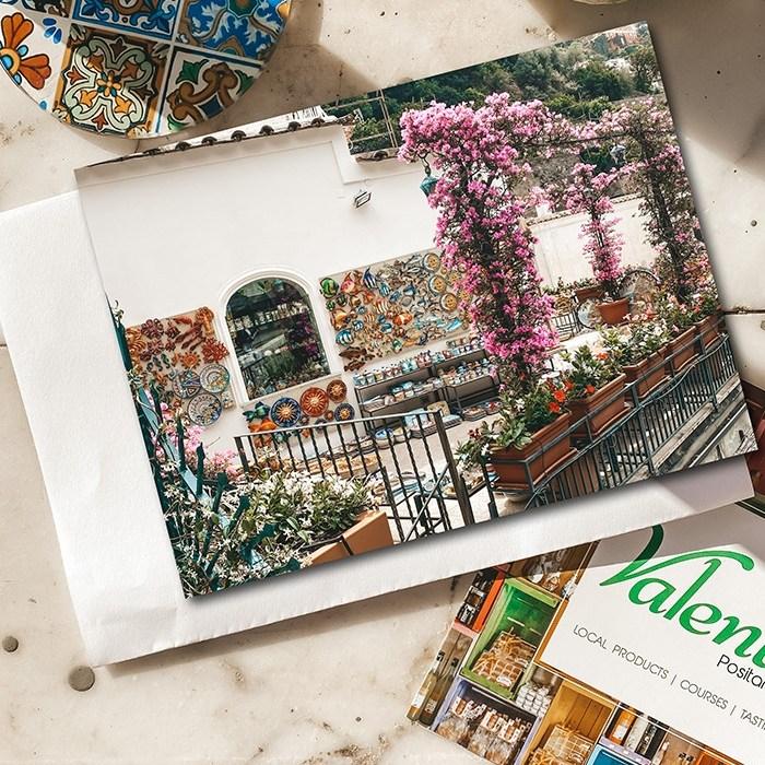 Cartoline da Positano