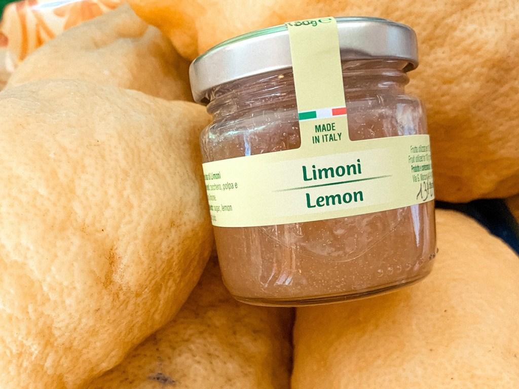 Marmellata di Limoni Valentì Positano