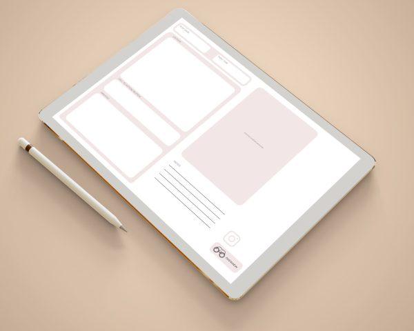 Planning per contenuti Instagram- agenza digitale per organizzare contenuti Instagram