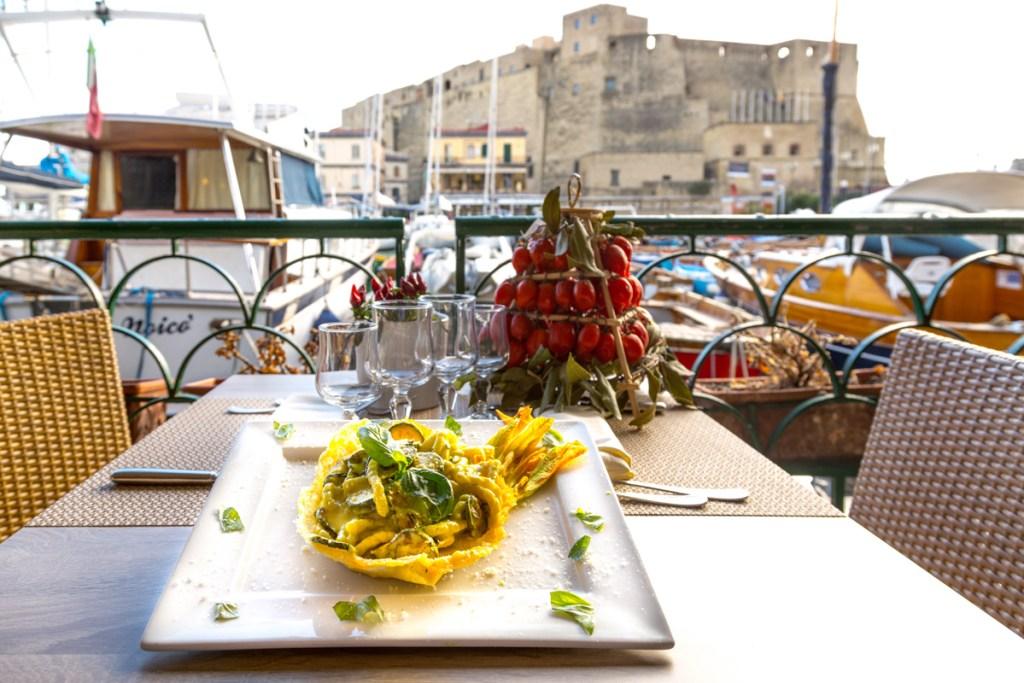 most romantic restaurants in naples Zi teresa