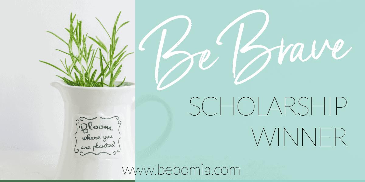 Be Brave Bebo Mia Doula Scholarship