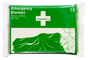 Cederroth Emergency Blanket