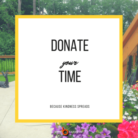 donate-your-time